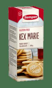 Semper Kex Marie, glutenfria mariekex
