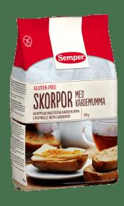 Semper Skorpor med kardemumma, glutenfria skorpor