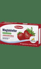 Magtabletter från Semper Barnmat