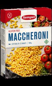Semper Maccheroni, glutenfria makaroner