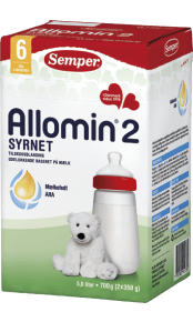 Allomin 2 Syrnet - tilskudsblanding
