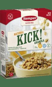 Kick! Natural från Semper Glutenfritt