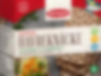 Semper Havreknäcke, ett glutenfritt och FODMAP-Friendly knäcke
