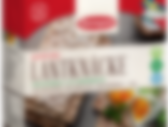 Semper Lantknäcke, ett glutenfritt och FODMAP-Friendly knäcke
