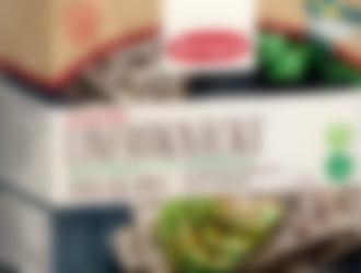 Semper Linfröknäcke, ett glutenfritt och FODMAP-Friendly knäcke