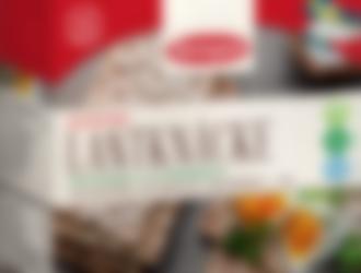 Glutenfri landknækbrød - low fodmap