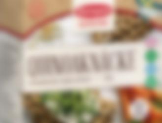 Glutenfri quinoaknækbrød