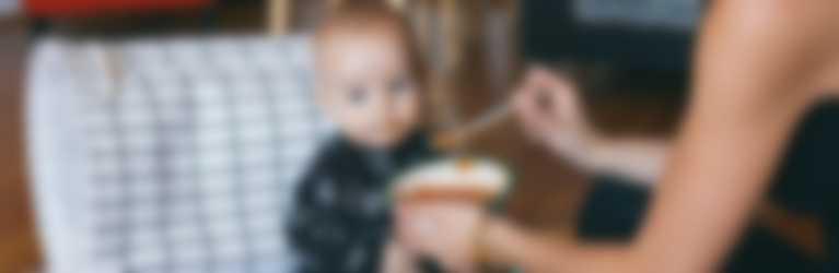 Header Eerste hapjes wat te doen als je kindje slecht eet