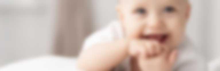 cuida sus dientes bebé
