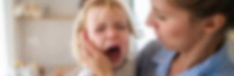 Rabietas en niños