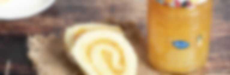 Rotolo con Confettura Hero Ananas di Stagione.