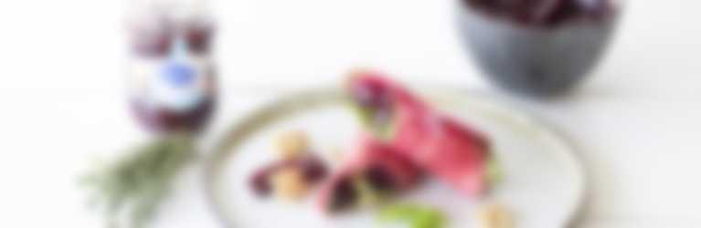 Groentewraps rode bieten - bosvruchten 1.JPG