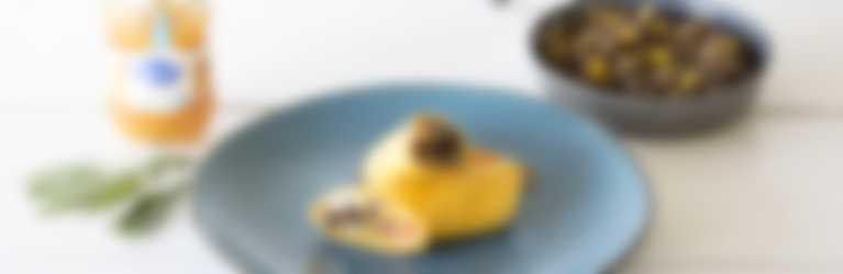 Hero groentewraps salie - abrikoos