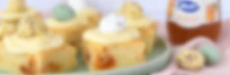Hero abrikozen-yoghurtcake