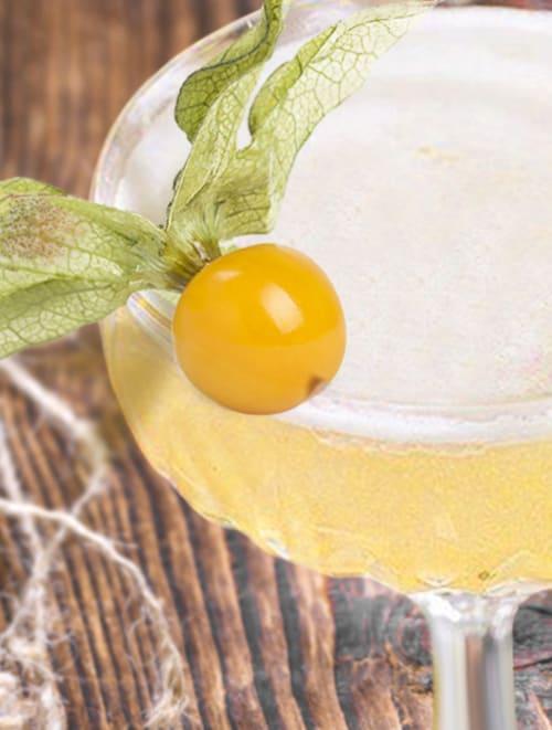 Cocktail Délice avec confiture de coings Hero Delicia