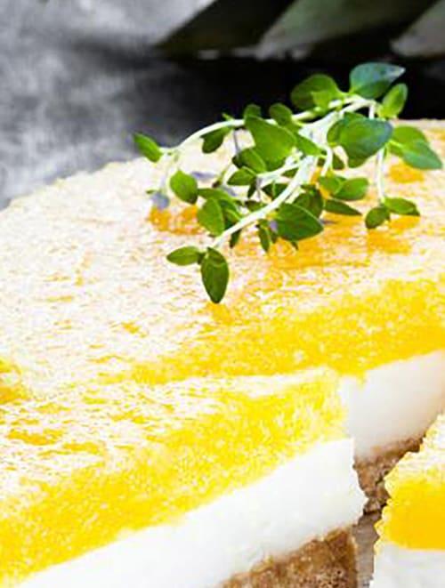 Ricetta_Cheesecake_Ananas