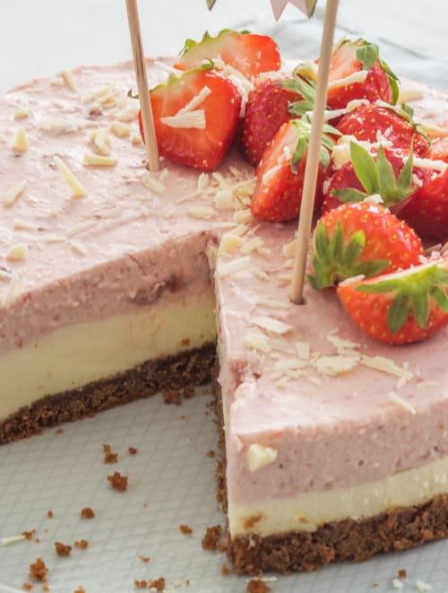 afbeelding taart