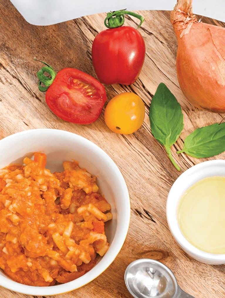 Header Baby - baby food ingredients