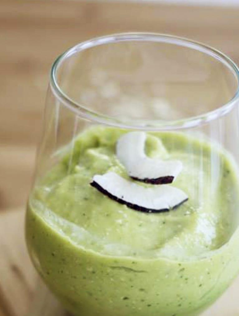 Grøn & skøn smoothie