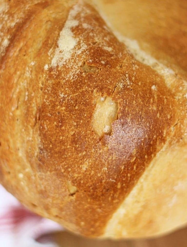 Glutenfritt och hembakat formbröd