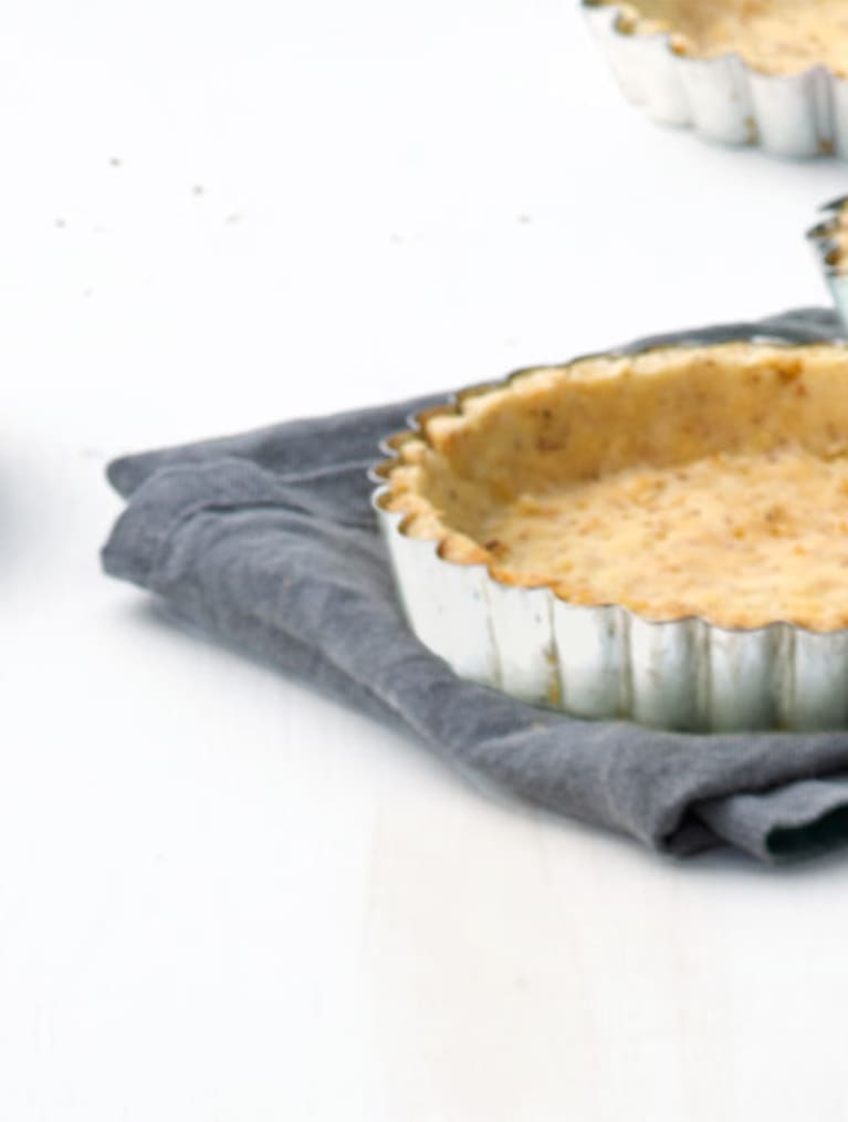 Glutenfri tærtedej og tærtebund
