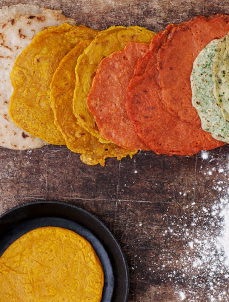 Glutenfri tortillas