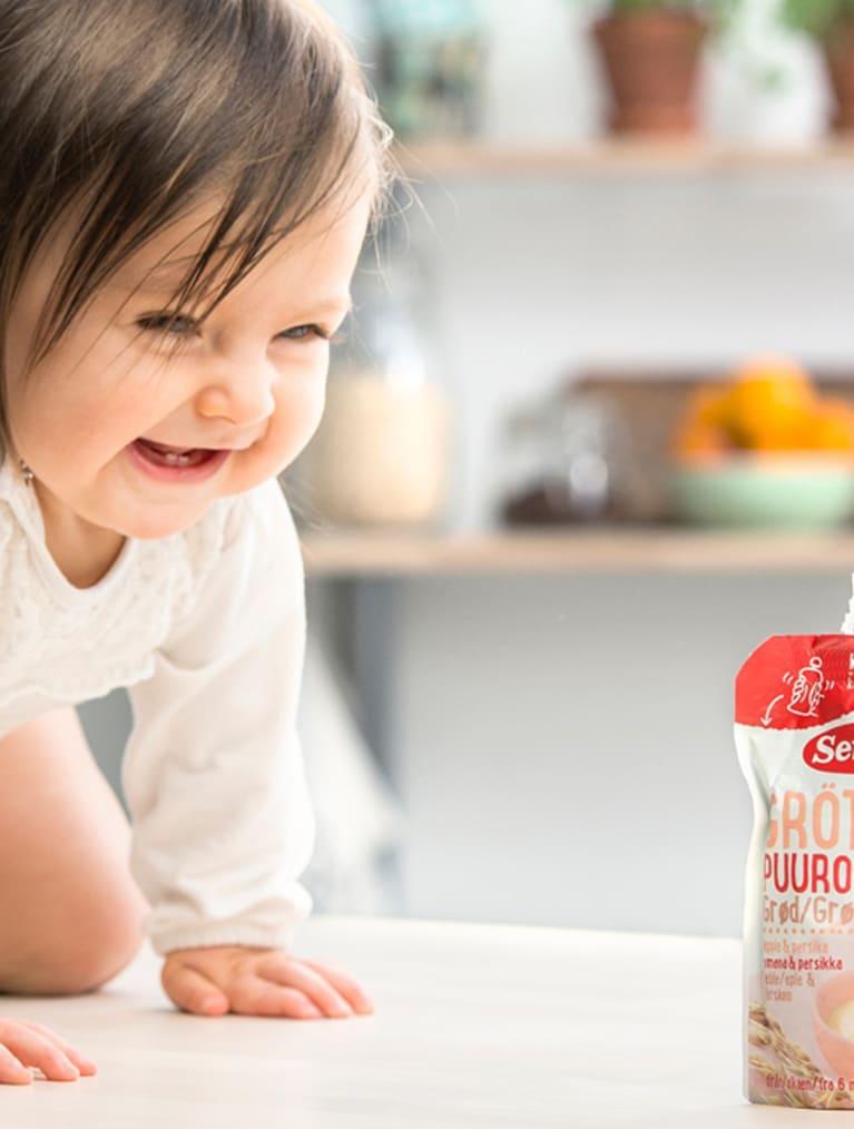 Sikkerhed i køkken - børneernæringens abc