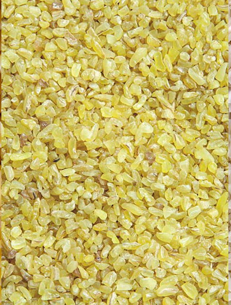 Pasta ris og bulgur til børn
