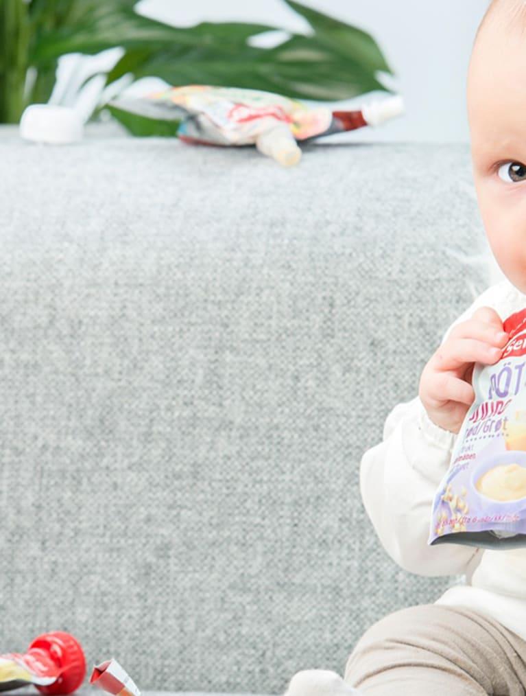 Børnernæringens ABC - madopdeling til børn