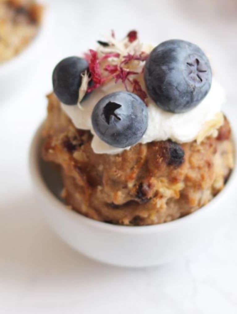 Glutenfria frukostmuffins