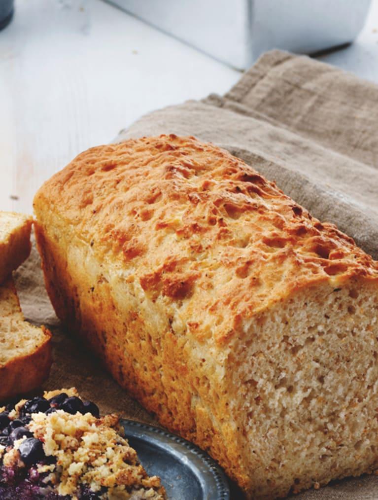 Glutenfritt rostbröd med Semper bakmix