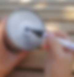 Seifenblasen-Büchsenschlange