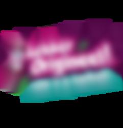 Cassis Lekker Origineel Koelkast Logo