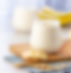 muzlu bisküvili smoothie