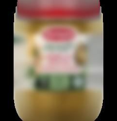 EKO Havrekerner, laks, ærter & dild - Økologisk måltid fra Semper Børnemad