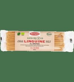 Semper Pasta Linguine, en glutenfri & ekologisk pasta