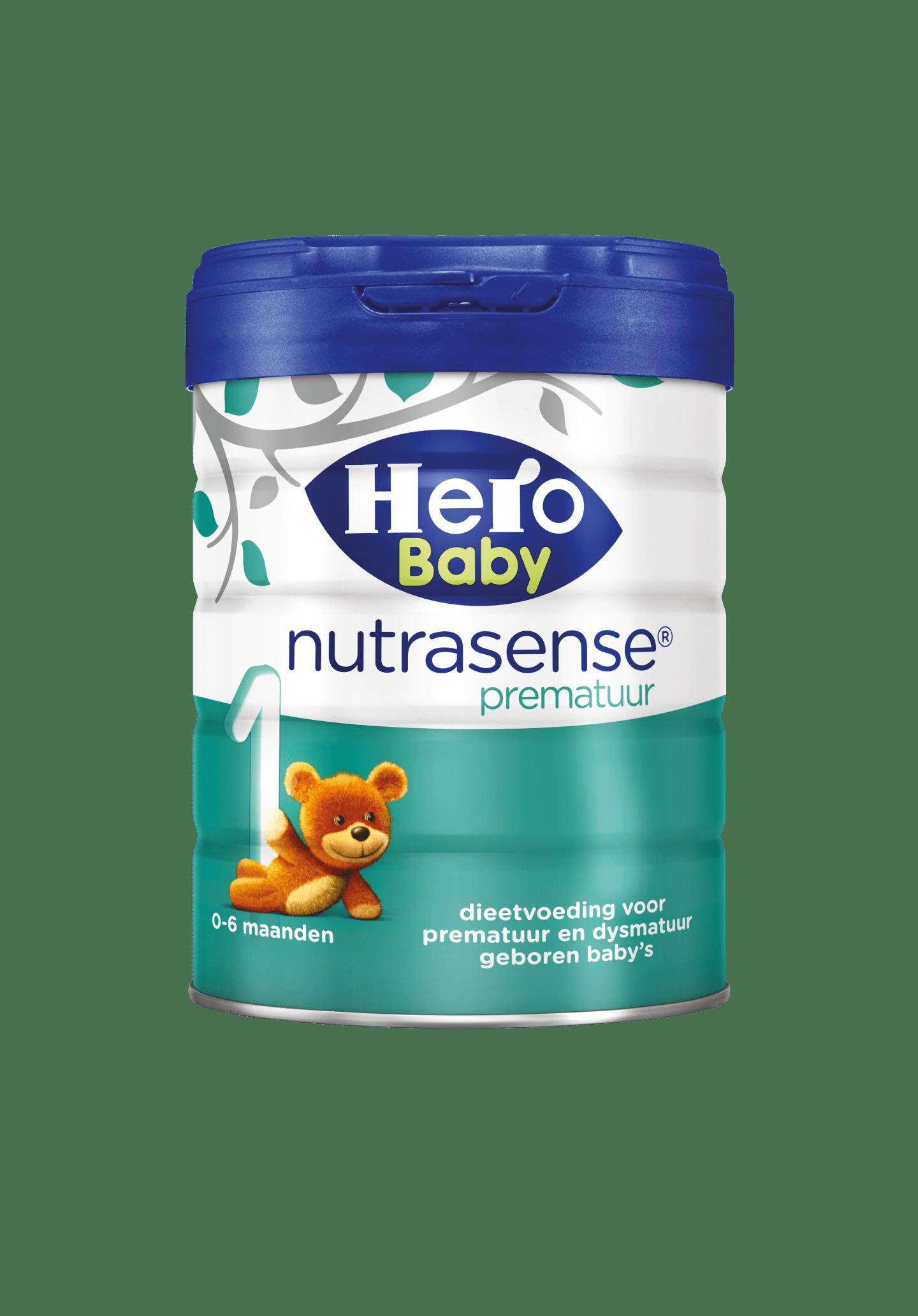 Hero Baby Nutrasense® Prematuur 1