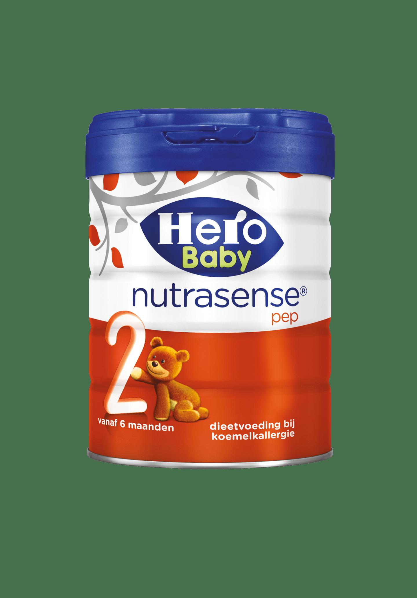 Hero Baby Nutrasense® Pep 2