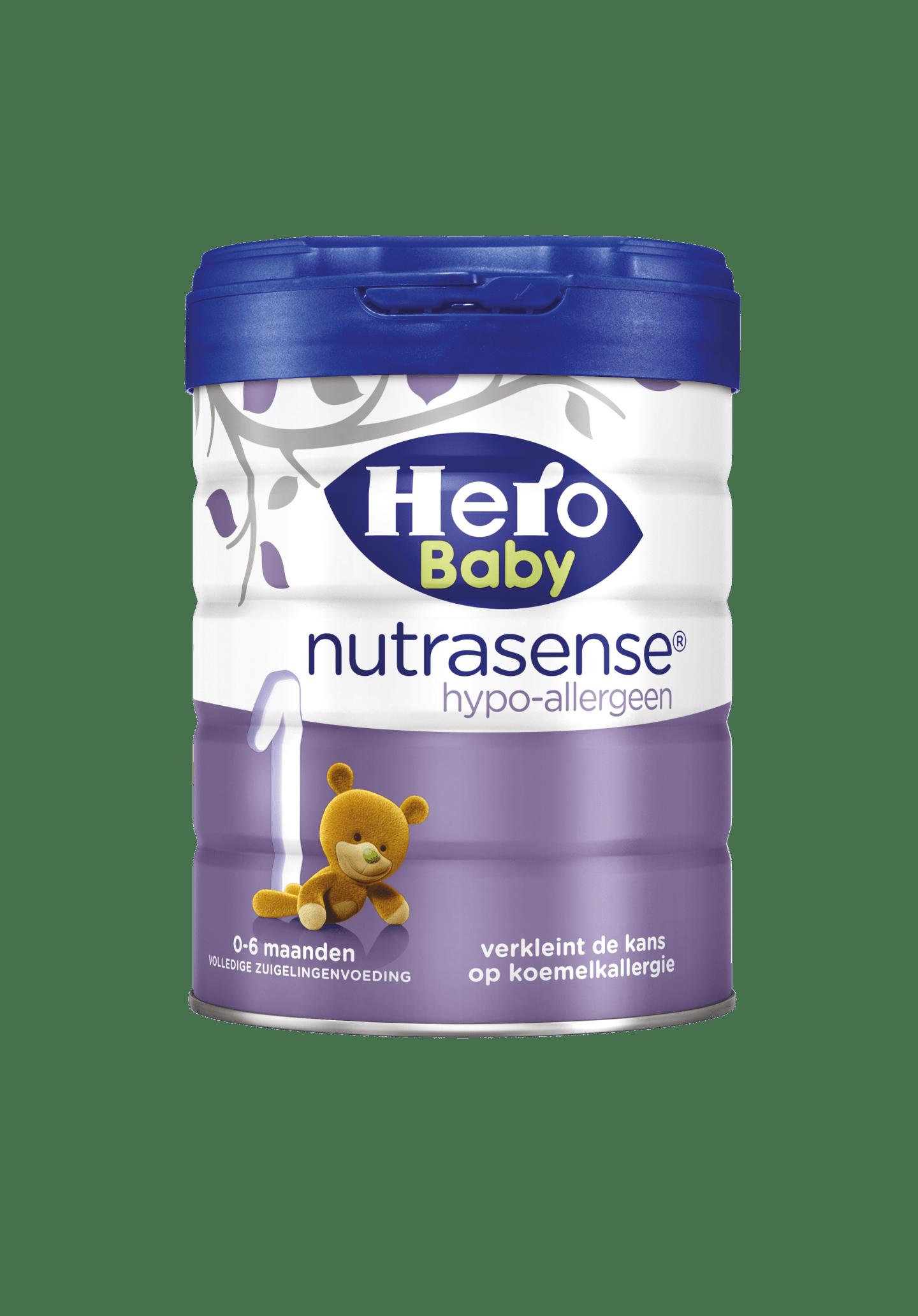 Hero Baby Nutrasense® Hypo-Allergeen 1