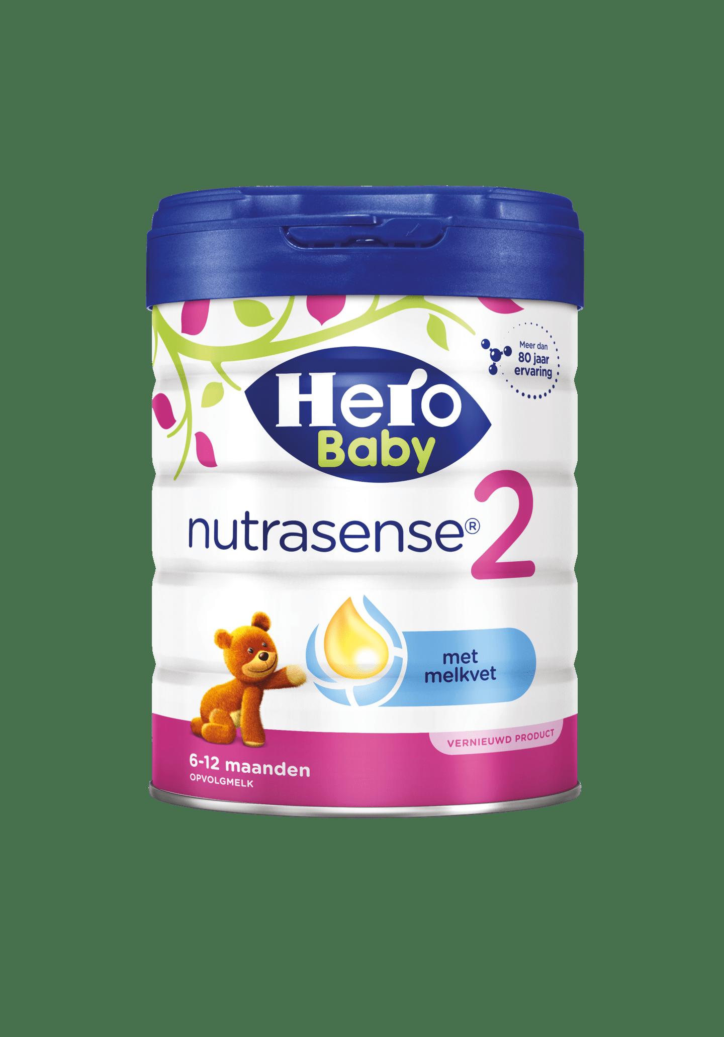 Hero Baby Nutrasense 2
