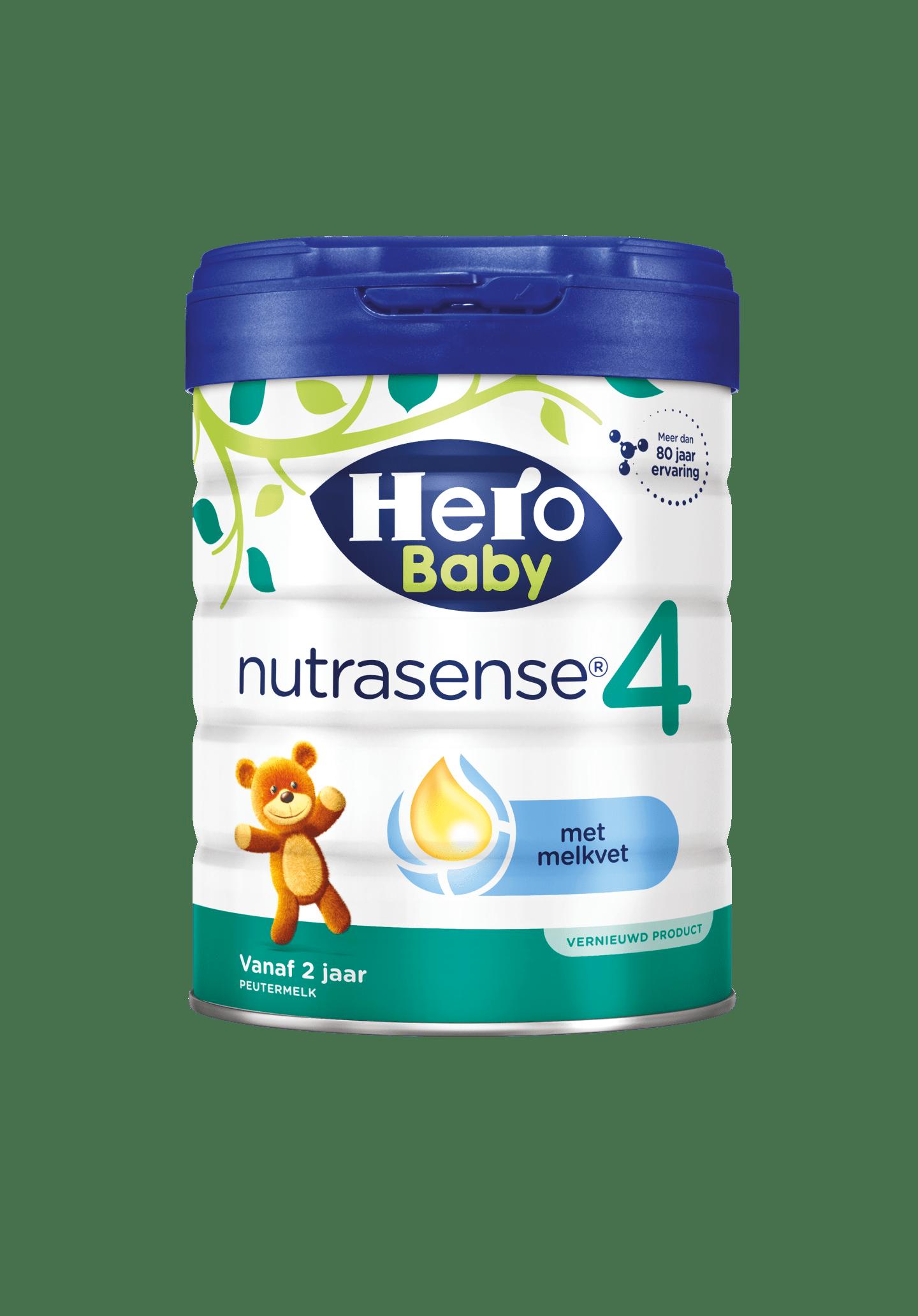 Hero Baby Nutrasense® 4