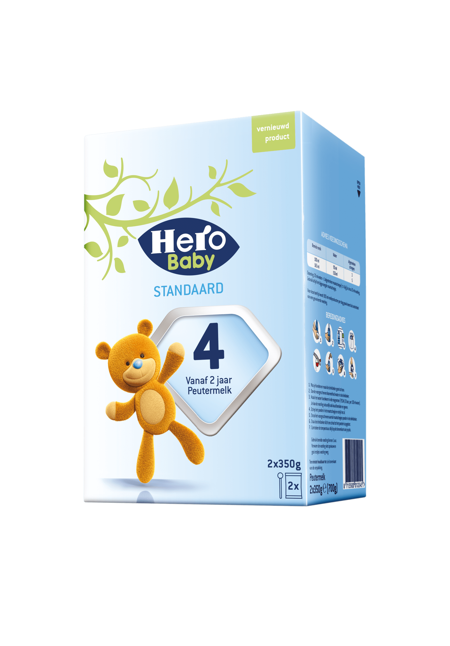 Hero Baby Standaard 4