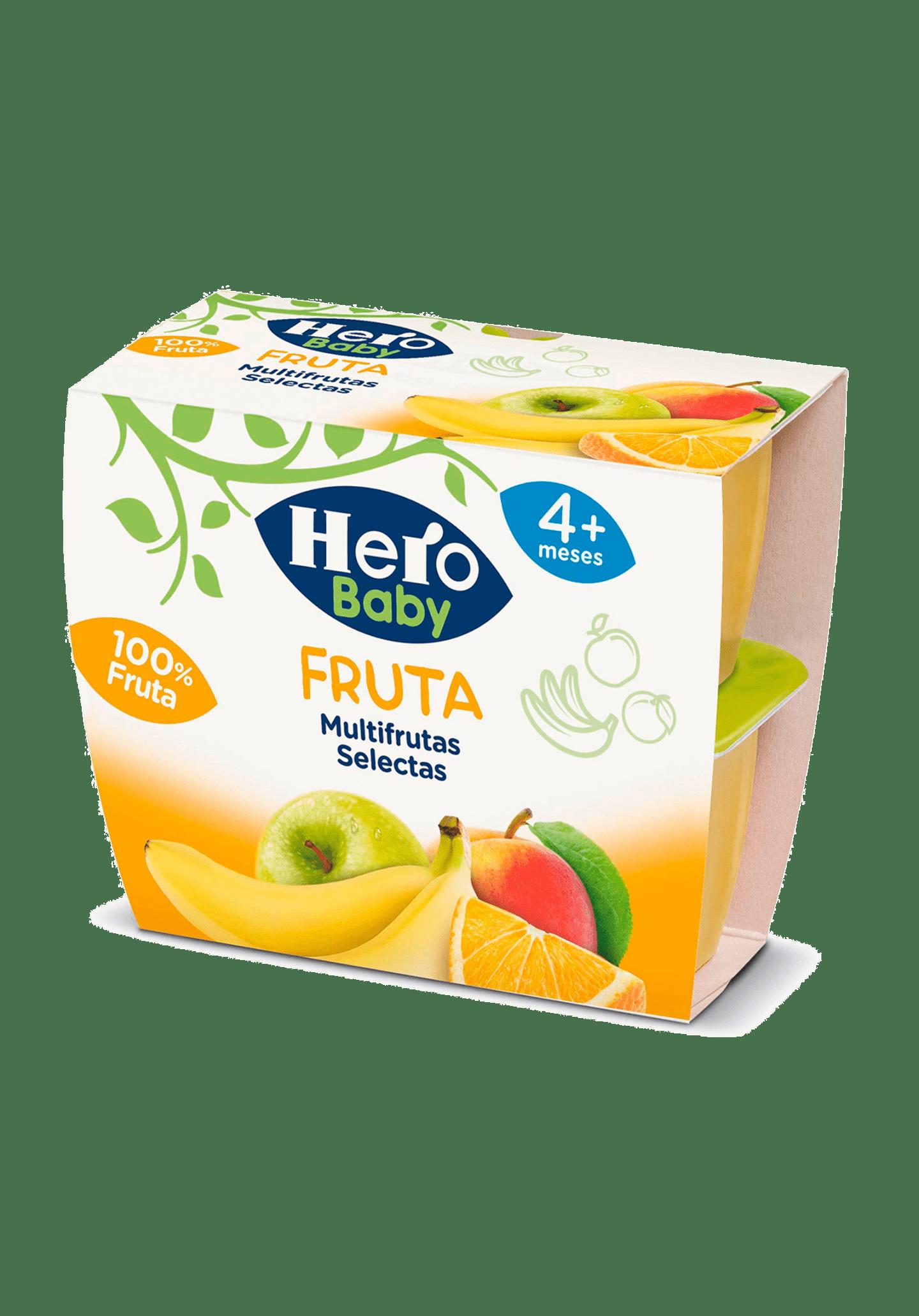 Tarrina de Multifrutas Selectas