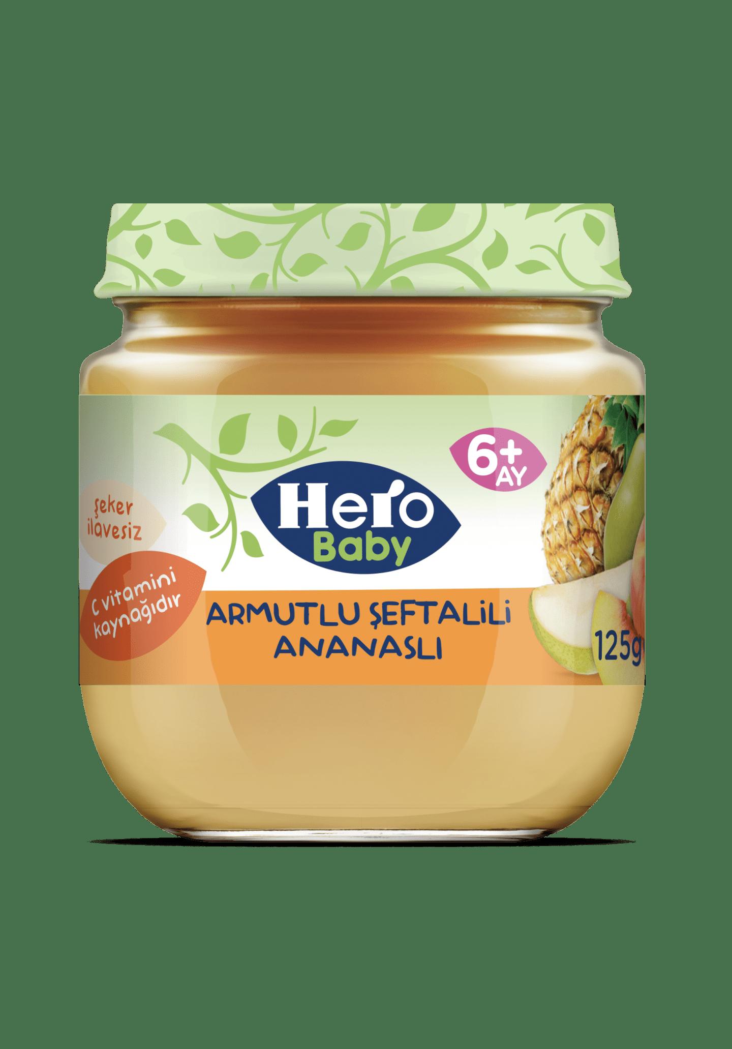 Armut Şeftali Ananas