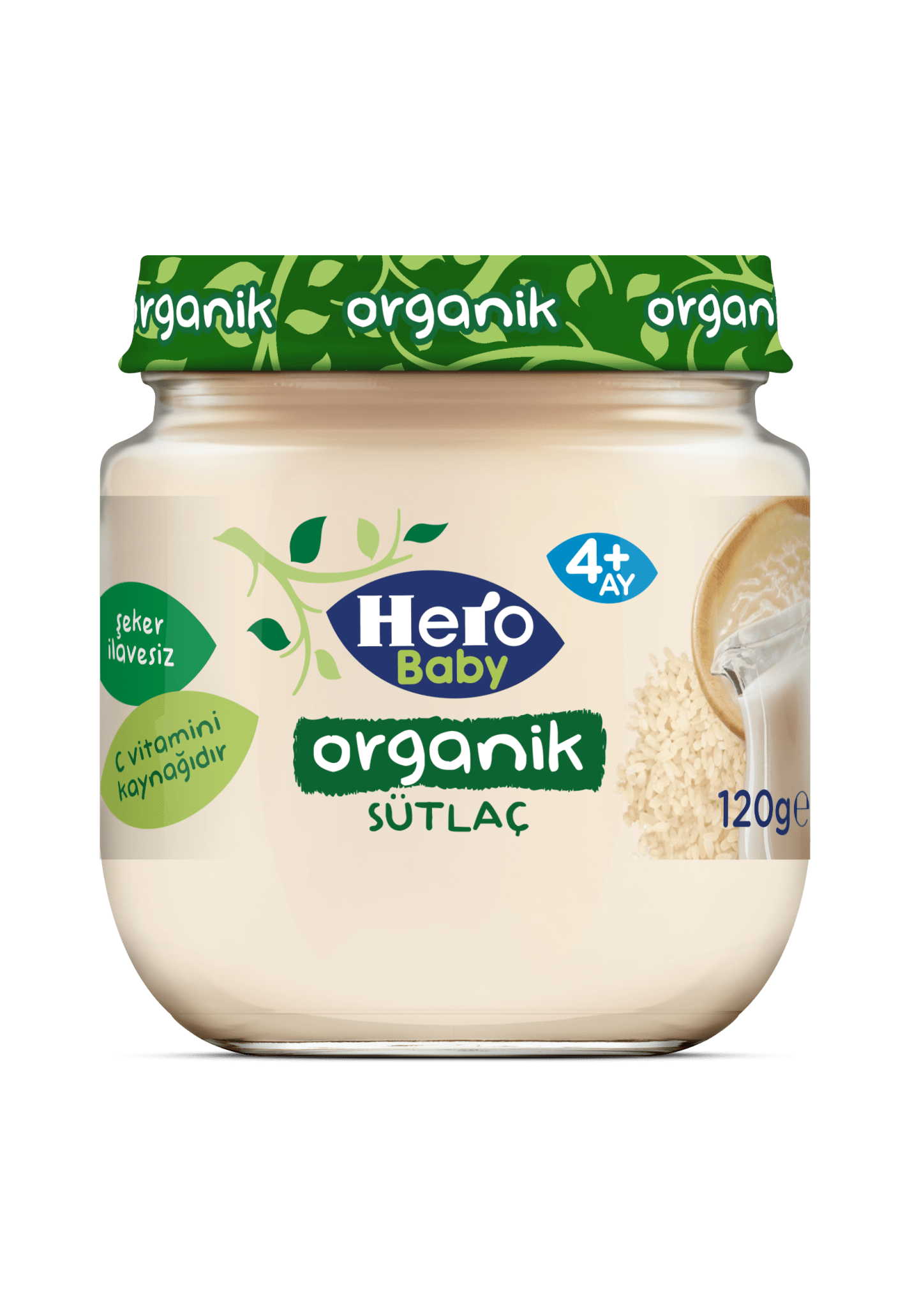Organik Sütlaç