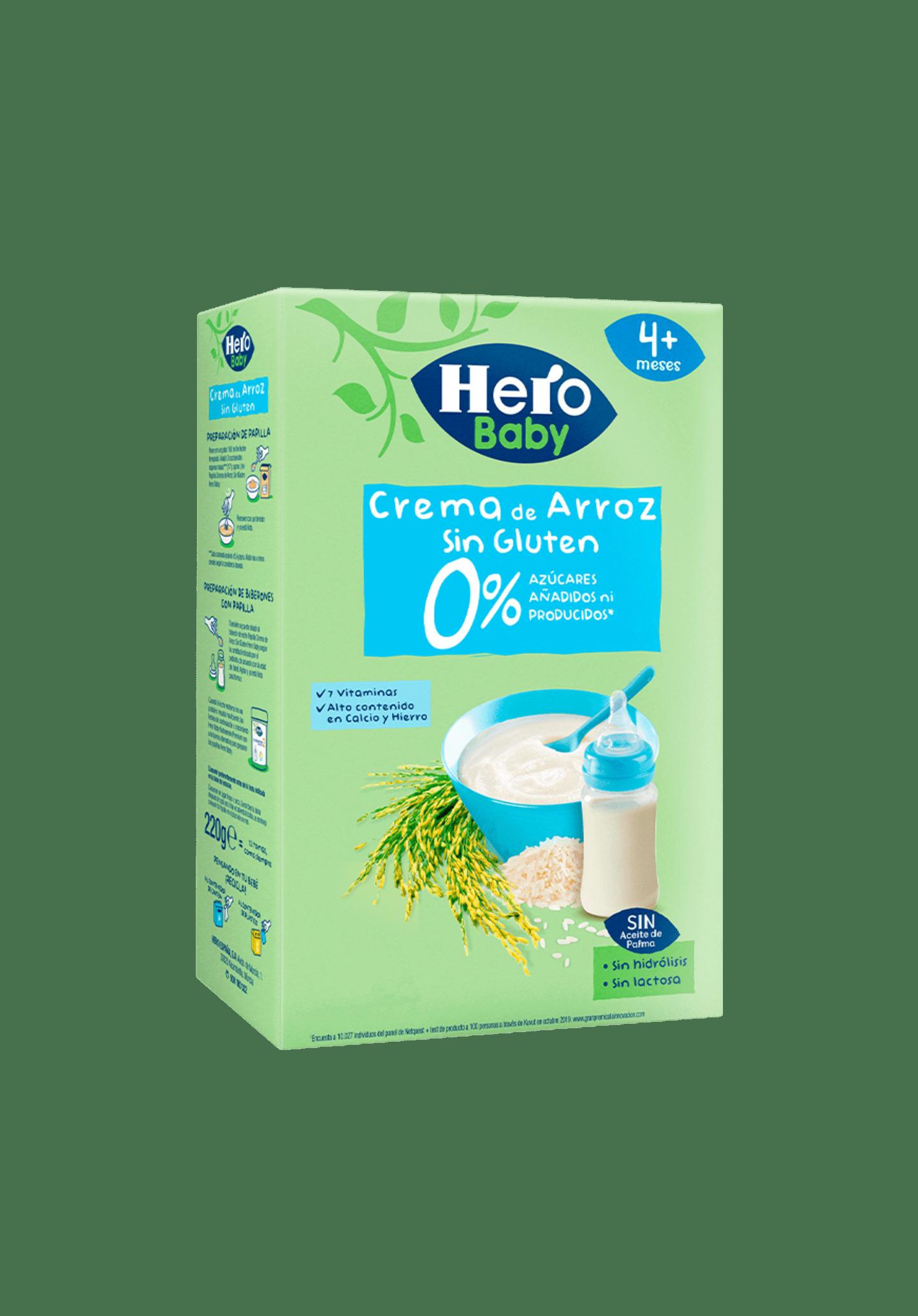 Crema arroz Enero 2021
