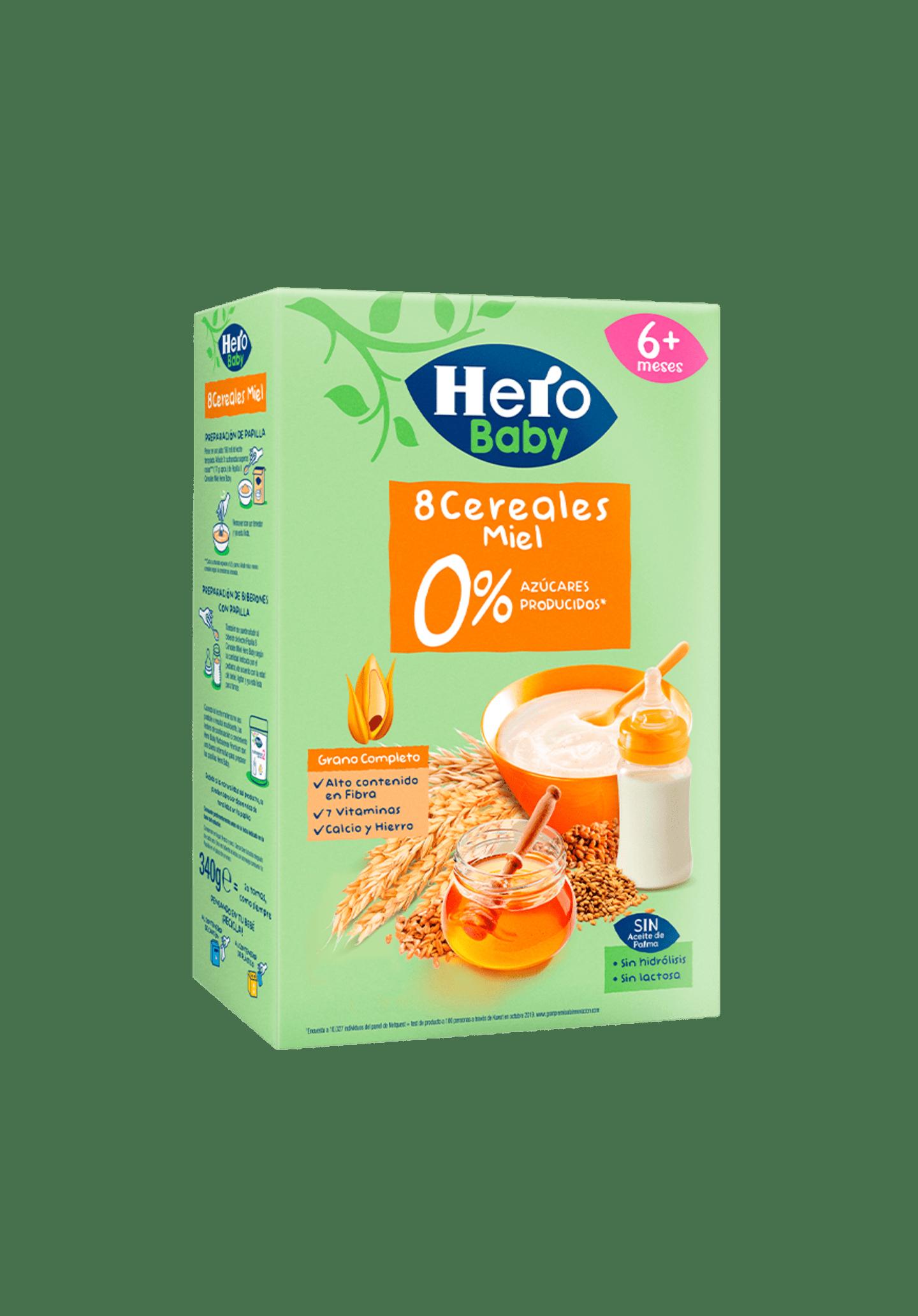 cereales miel 340g enero 2021