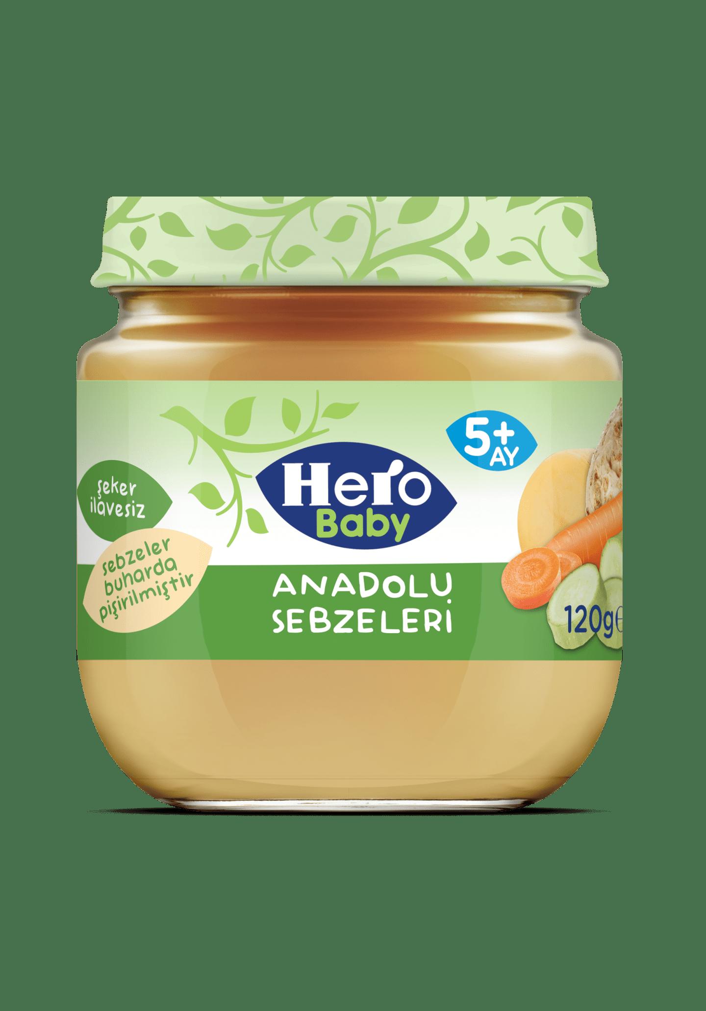 Anadolu Sebzeleri