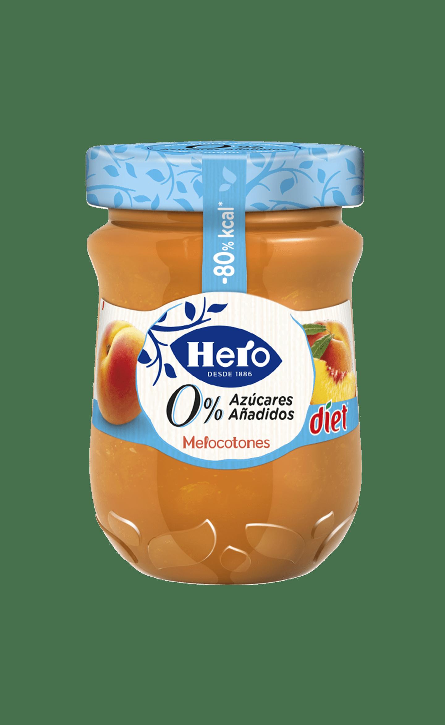 Confitura Diet Melocotón