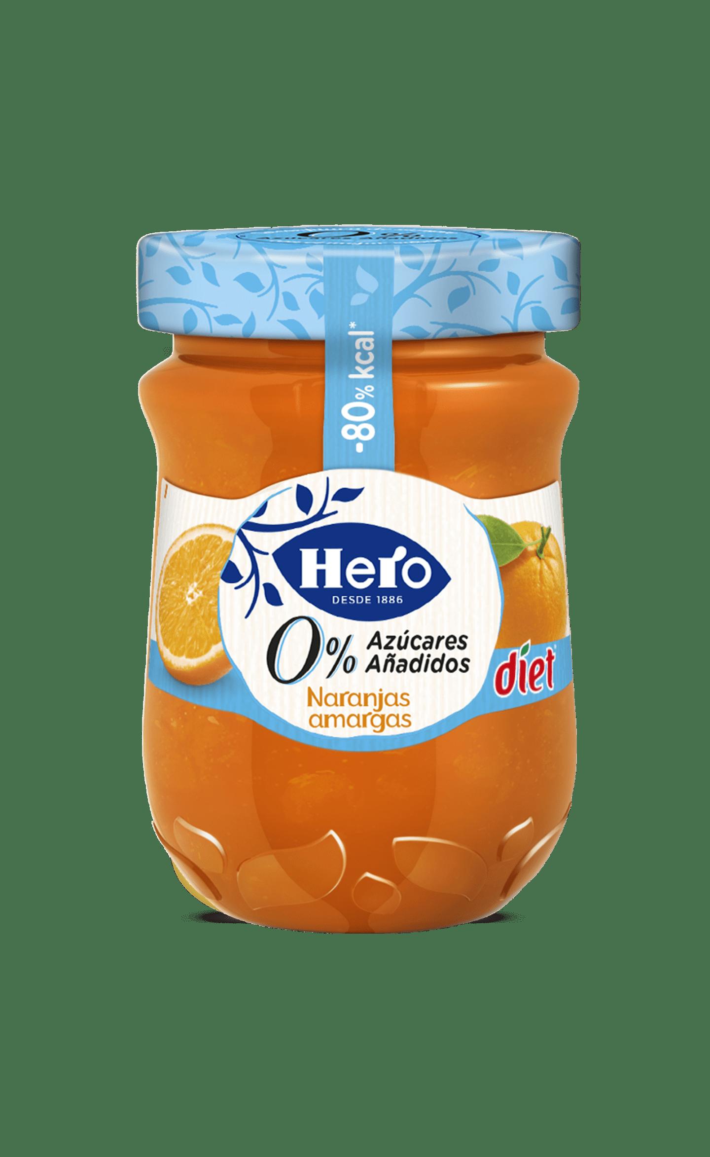 Confitura Diet Naranja Amarga